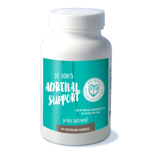 Dr. Doni's Adrenal Support - Dietary Supplement
