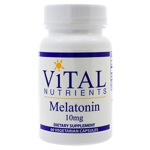 Melatonin 10mg, 60 capsules