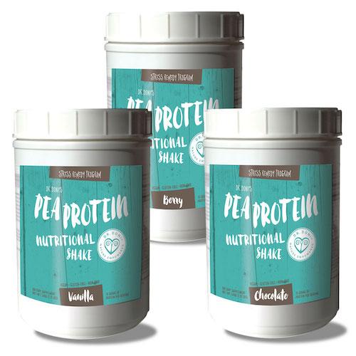 how to make pea protein shake