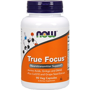 True Focus, 90 vegetarian capsules