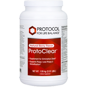 Protoclear Natural Berry Flavor, 1.1 kg