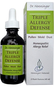 Triple Allergy Defense, 2 oz
