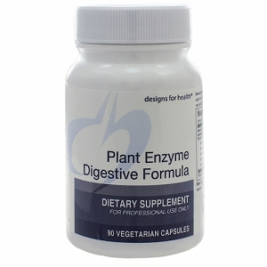 Plant Enzyme Digestive Formula, 90 vegetarian capsules
