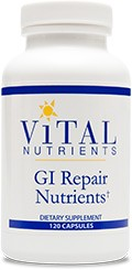 GI Repair Nutrients, 120 capsules