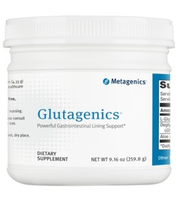 Glutagenics Powder, 9.07 oz
