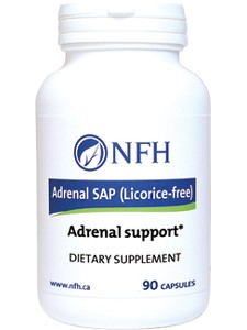 Adrenal SAP (Licorice-free), 90 capsules