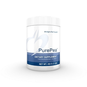 PurePea (Protein) Unflavored/Unsweetened, 450 g