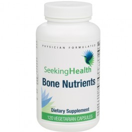 Bone Nutrients, 120 Vegetarian Capsules
