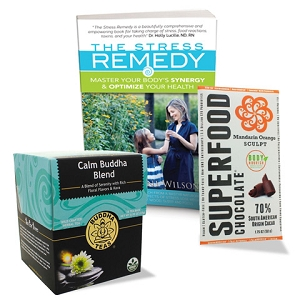 Stress Remedy Support Package