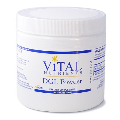 DGL Powder, 4 oz